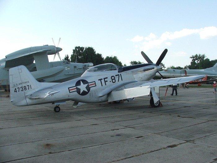 Hickory Aviation Museum in Hickory, North Carolina