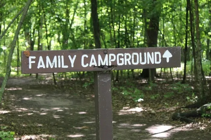 R Shaefer Heard Campground