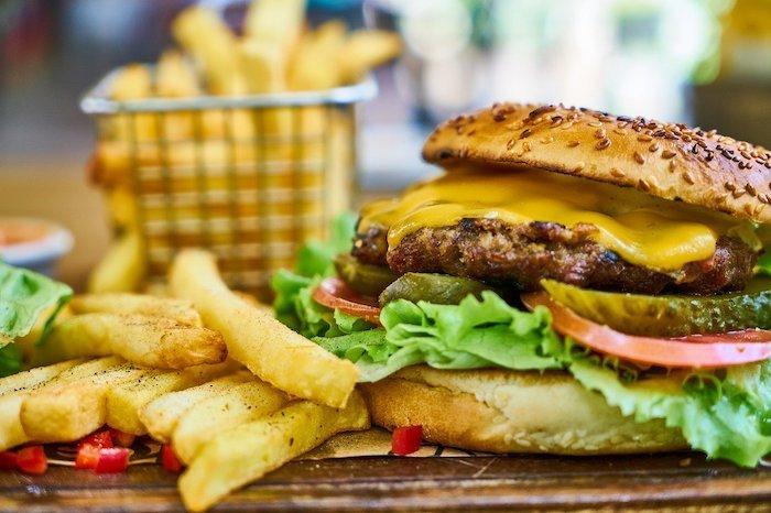 The Burger Dive in Billings