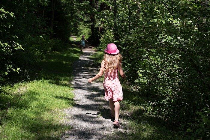 West Point River Park Trails