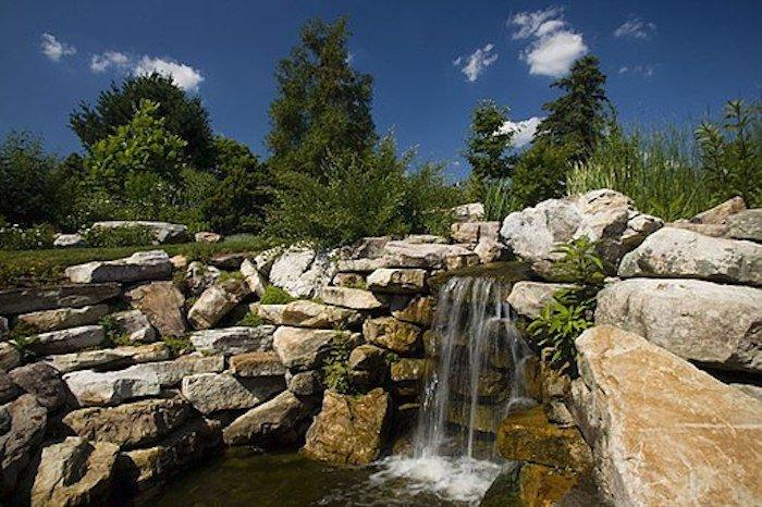 Hahn Horticulture Garden in Blacksburg