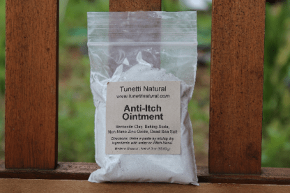 Anti-itch Ointment