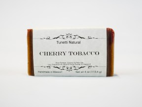 Cherry Tobacco Soap