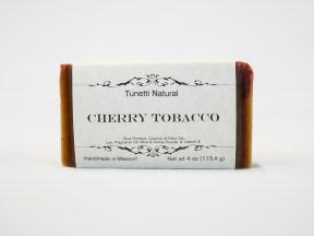 Cherry Tobacco Soap