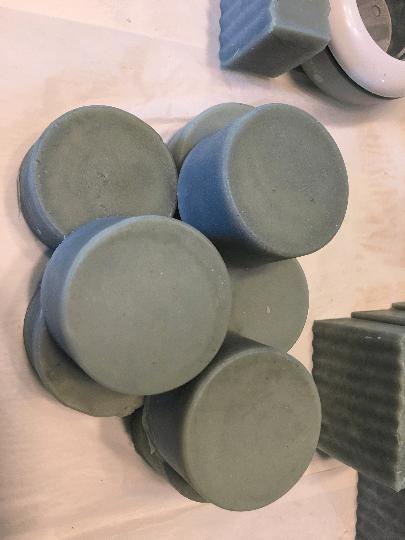 Fresh Air Shaving Soap