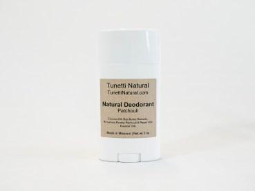Patchouli Plastic Applicator