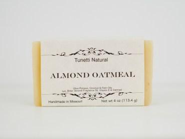 Almond Oatmeal