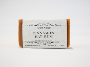 Cinnamon Bay Rum soap