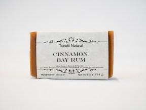 Cinnamon Bay Rum soap