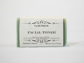 Facial Toner soap