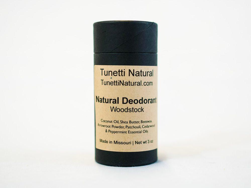 Woodstock Deodorant