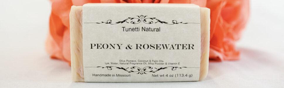 Peony & Rosewater
