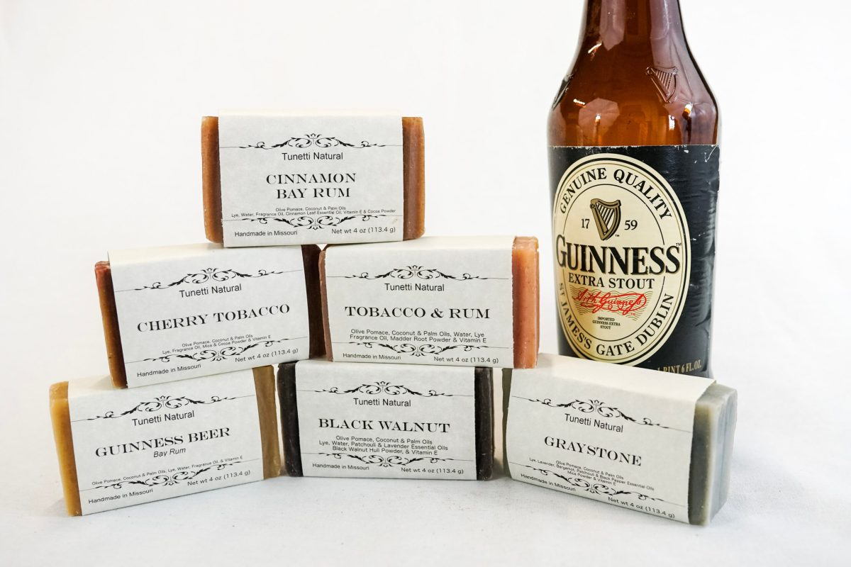 Man Soap Collection