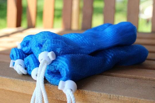 Blue Soap Saver