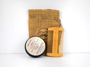 Moustache Wax Gift Pack
