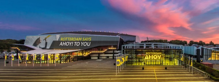Tunify anchored at Rotterdam Ahoy for 7 years | Tunify