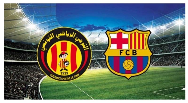 برشلونة يطالب بهذا المبلغ الضخم لمشاركة الترجي احتفالاته بالمئوية