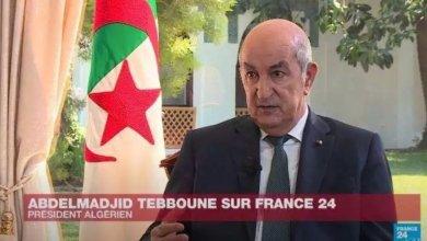 """Photo of الرئيس الجزائري: """"حكومة الوفاق لم تعد تمثل الشعب الليبي"""""""