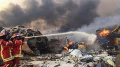 Photo of منظمة دولية ترصد إشارات قوية لتفجير بيروت في ألمانيا وتونس