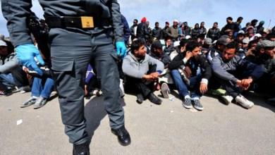 Photo of الداخلية الإيطالية: 6465 مهاجرا تونسي وصلوا منذ جانفي 2020