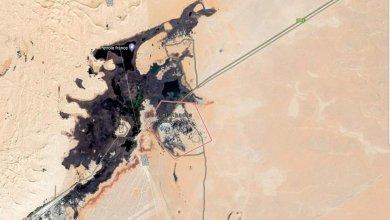 Photo of بحيرة من البترول في برج الخضراء : وزارة الطاقة توضح