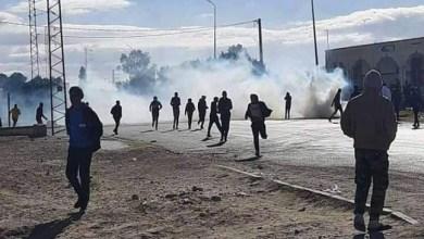 بالصور/ تجدد الاحتجاجات في القصرين – الحصاد