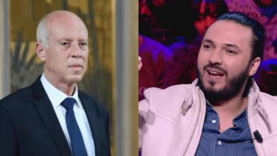 "Photo of بالفيديو/""كريم الغربي يهين رئيس الجمهورية ويسخر منه"".. – الحصاد"