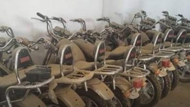 سرقة أكثر من 450 دراجة نارية محجوزة بالمنستير.. – الحصاد