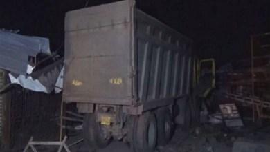 Photo of شاحنة تقتل 15 شخصاً دهساً وهم نيام.. – الحصاد