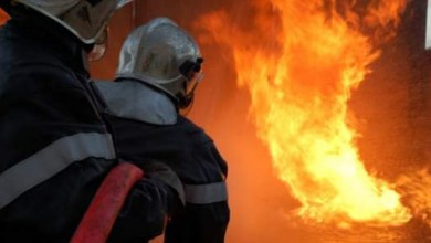 Photo of الشبيكة: اندلاع حريق داخل معمل تعليب الزيت النباتي
