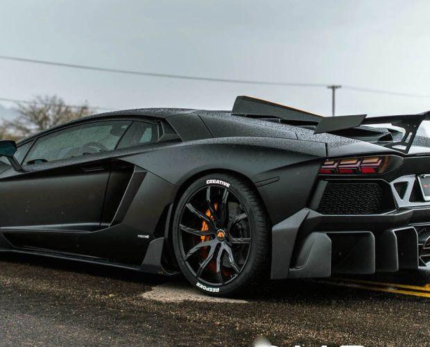 Lamborghini Aventador Las Americas