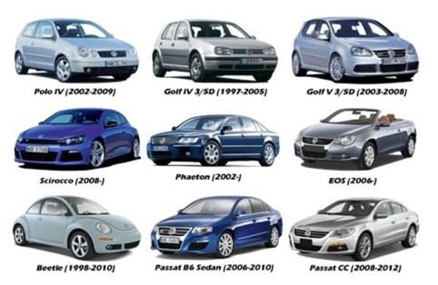 Camera marsarier Passat B6 Sedan, Passat CC, Golf 4, Golf 5, Polo, Scirocco - 8008