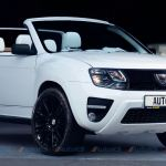 Dacia Duster As Duster Summer Cabrio Coupe From Autok9