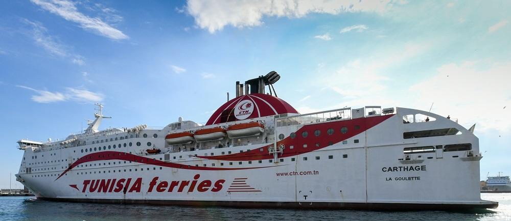 Traghetti per la Tunisia