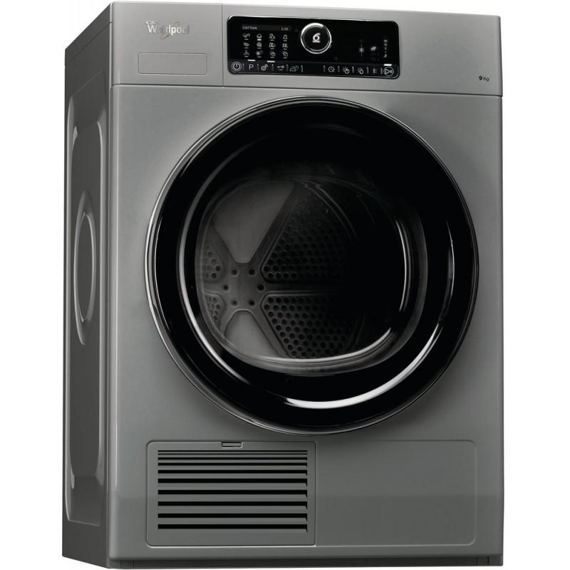 Seche Linge Whirlpool Dscx 90130 Sl 9 Kg Silver
