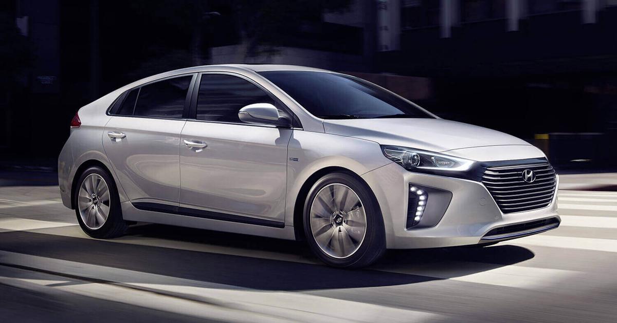 Hyundai Motor remporte le prestigieux Prix Red Dot Design Award pour la IONIQ