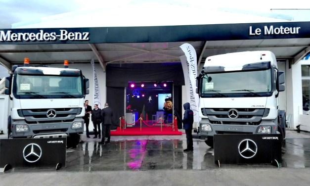 Le Moteuret son plan de développement 2017-2022 pour les V.I Mercedes-Benz