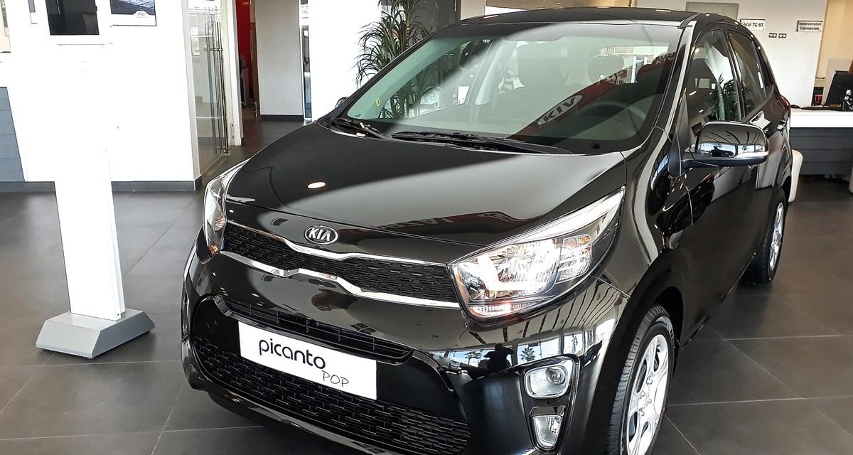Nouveau Prix voiture populaire 2019 pour la KIA Picanto