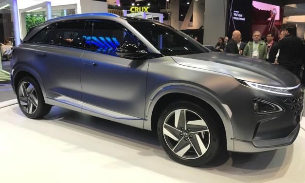 Hyundai Nexo disponible dès cette année dans certains pays
