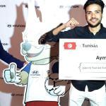 Alpha Hyundai Motor félicite ses vainqueurs des Jeux Concours «Coupe du Monde 2018»