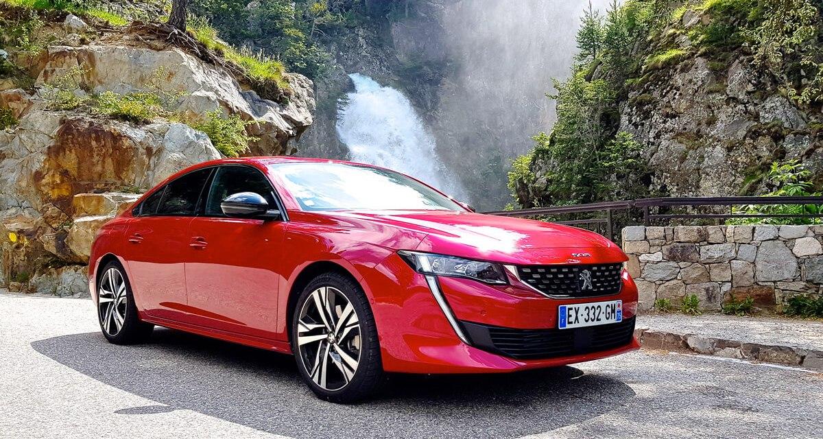 Reportage : Test Drive de la Nouvelle Peugeot 508 à Monaco