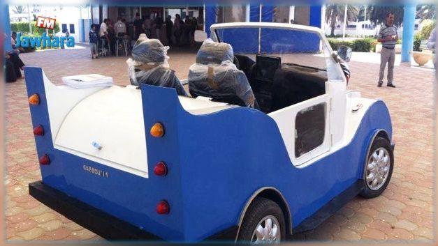 Sami Azouzi et son projet de voiture Made in Tunisia