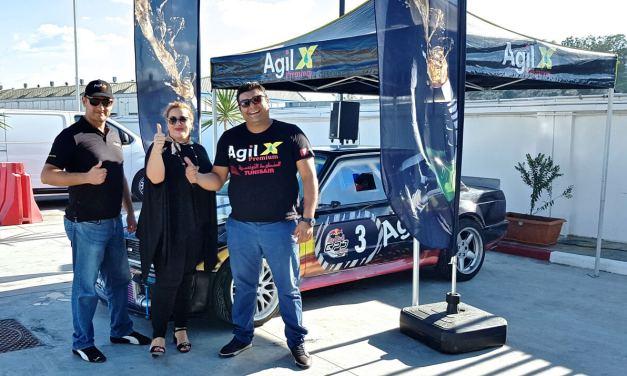 La SNDP AGIL félicite les fans et pilotes de son « AGIL RACING TEAM »