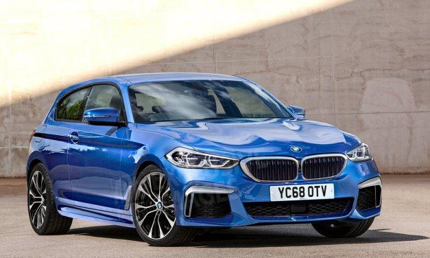 nouvelle BMW Série 1, le lancement d'ici quelques mois
