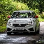 La MG 3 facelift pour début 2019 à MG Tunisie