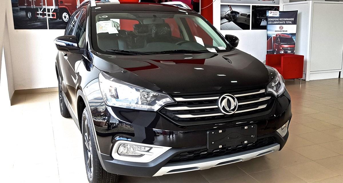 Nouveau SUV DFSK AX7 en avant première sur tunisieauto.tn