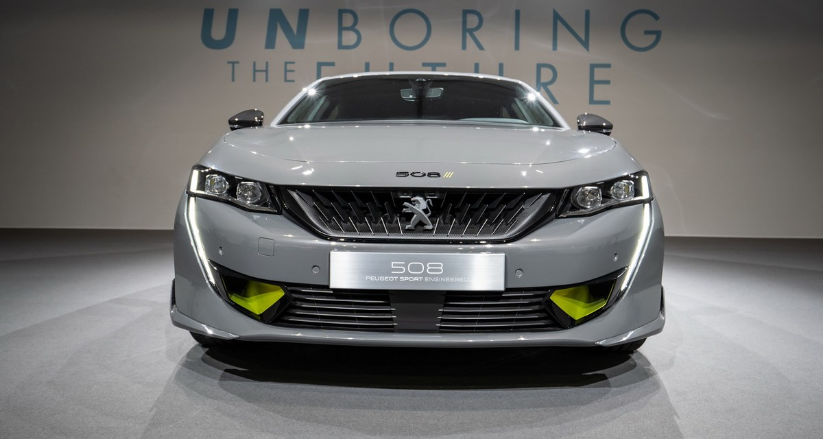 Concept 508 PEUGEOT SPORT ENGINEERED BY PEUGEOT SPORT