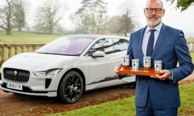 Jaguar I-Pace « Car of The Year 2019 »