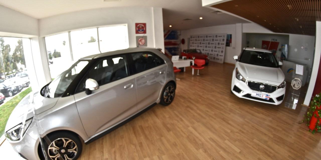 Nouvelle MG3 Confort Plus Version Boite Automatique