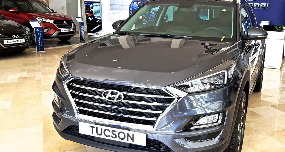 Prix Nouveau SUV Hyundai Tucson